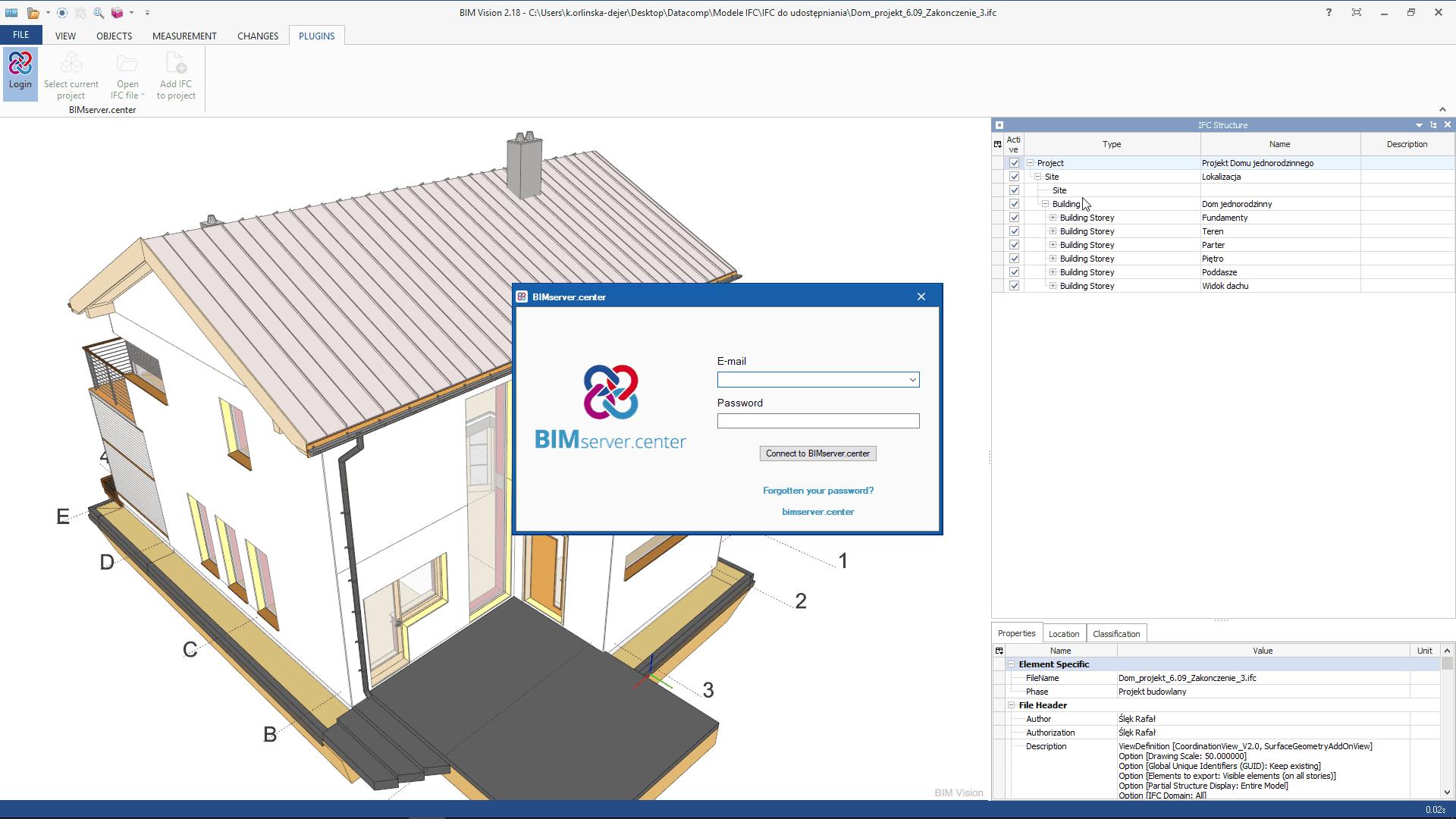 emodelviewer module