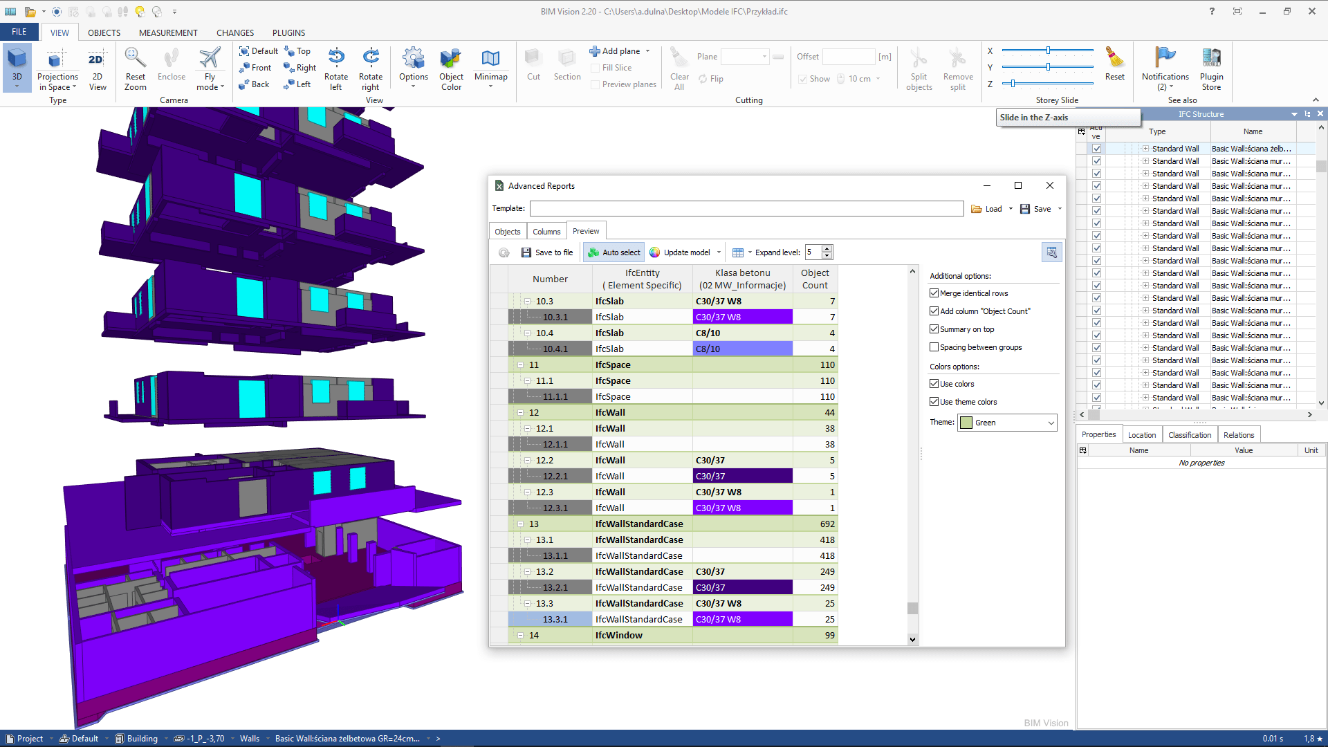 bim-vision-advanced-reports-new-version