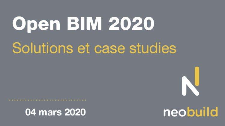 OPEN BIM Luxemburg 2020