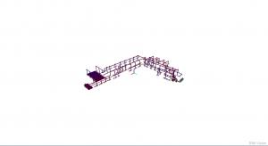 Integracja wielu modeli IFC w aplikacji BIMvision - instalacja CO
