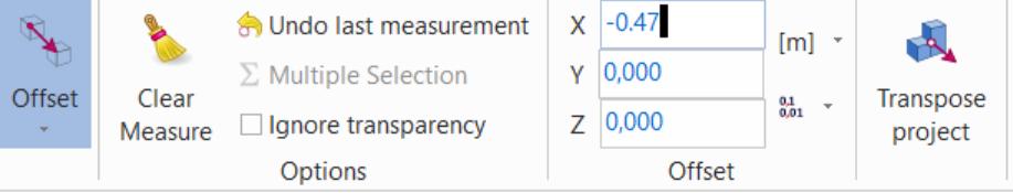 Synchronizacja współrzędnych IFC modeli w przeglądarce BIMvision przykład 3 EN