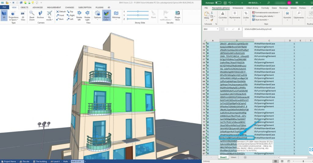 new version BIMvision 2.24
